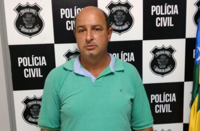 Preso integrante de quadrilha que desviou R$ 570 mil de empresa de grãos em Itumbiara