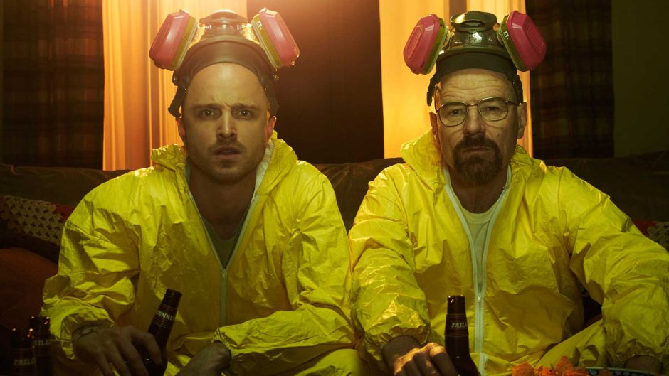 """Episódios de """"Breaking Bad"""" viram filme na mão de editores franceses"""