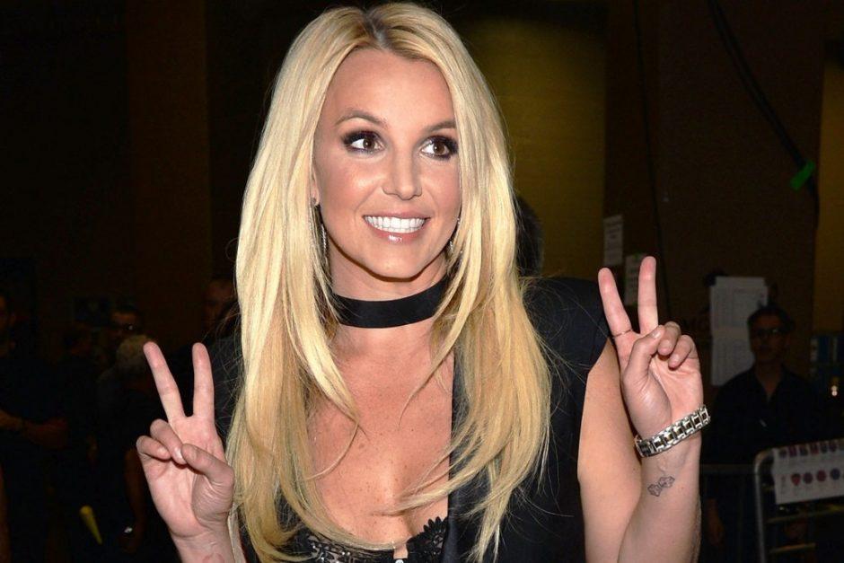 Britney Spears: popstar é eleita a cantora mais famosa do planeta