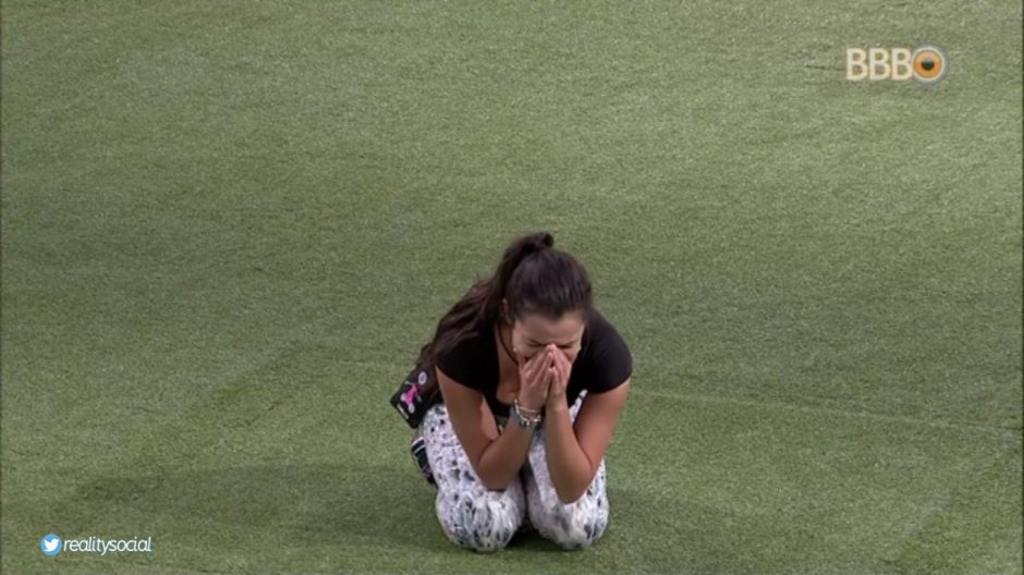 Big Brother Brasil 17: Emilly é novamente a Líder da casa