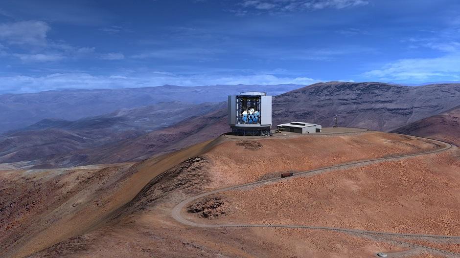 Instituto Mauá e USP vão fazer software de telescópio gigante