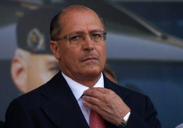 MP abre inquérito para investigar ex-governador Alckmin