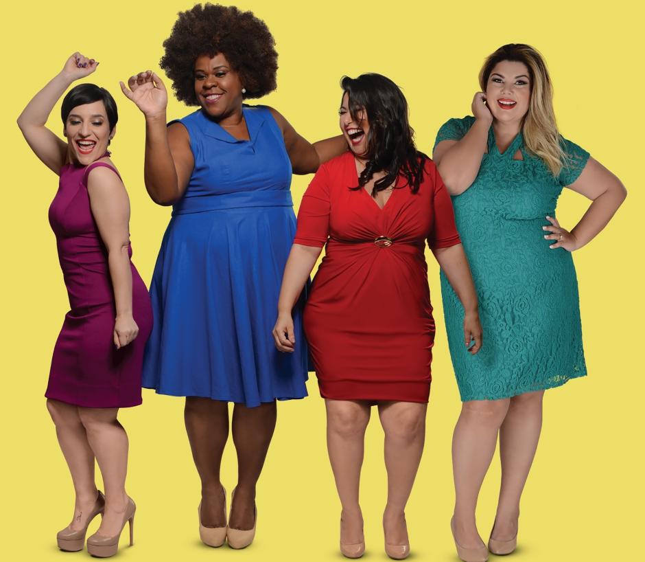 Em livro, atrizes globais fazem divertido manifesto contra a gordofobia