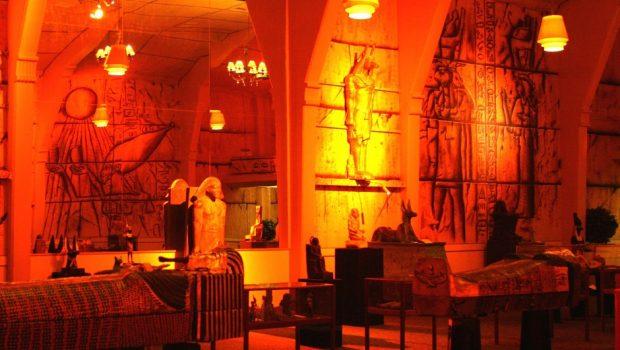 Buriti Shopping recebe exposição Museu Egípcio Itinerante
