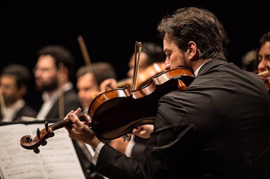 Filarmônica de Goiás faz estreia mundial de obra de compositor goiano