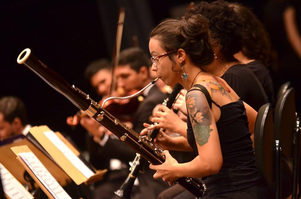Sinfônica Jovem de Goiás realiza segundo concerto da temporada