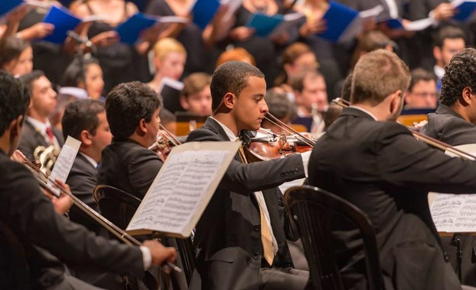 Coro e Orquestra Sinfônicos de Goiânia fazem concerto gratuito