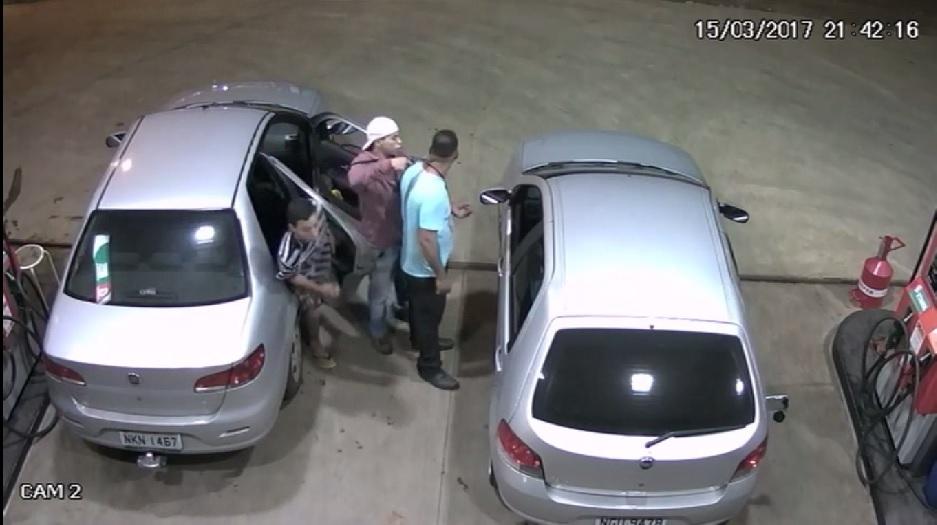 Posto em Aparecida de Goiânia é assaltado mais de 30 vezes