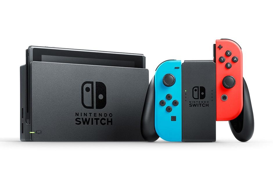 Melhor lançamento da Nintendo em Portugal — Switch