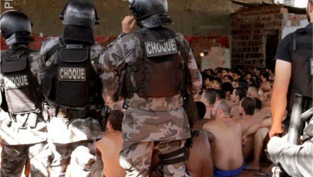 Segurança desmente boato sobre rebelião na Penitenciária de Aparecida de Goiânia
