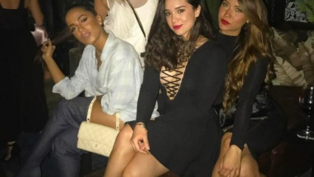 Anitta tem final de semana agitado com as amigas em Los Angeles