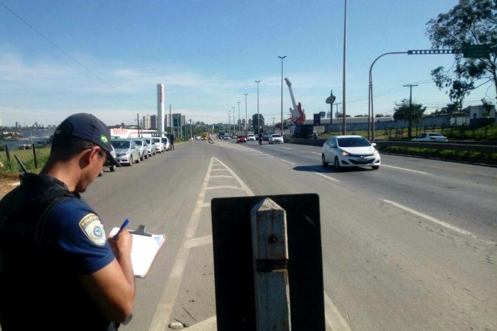 Foco de acidentes, acesso à BR-153 pela Vila Santos Dumont será fechado neste sábado (1)