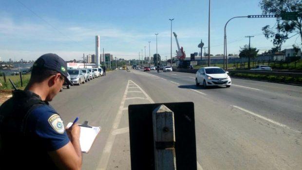 PRF reforça policiamento nas estradas durante o feriadão