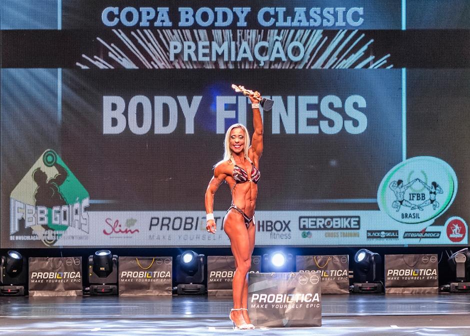 Campeonato Goiano de Musculação Fitness e Fisiculturismo será realizado neste domingo