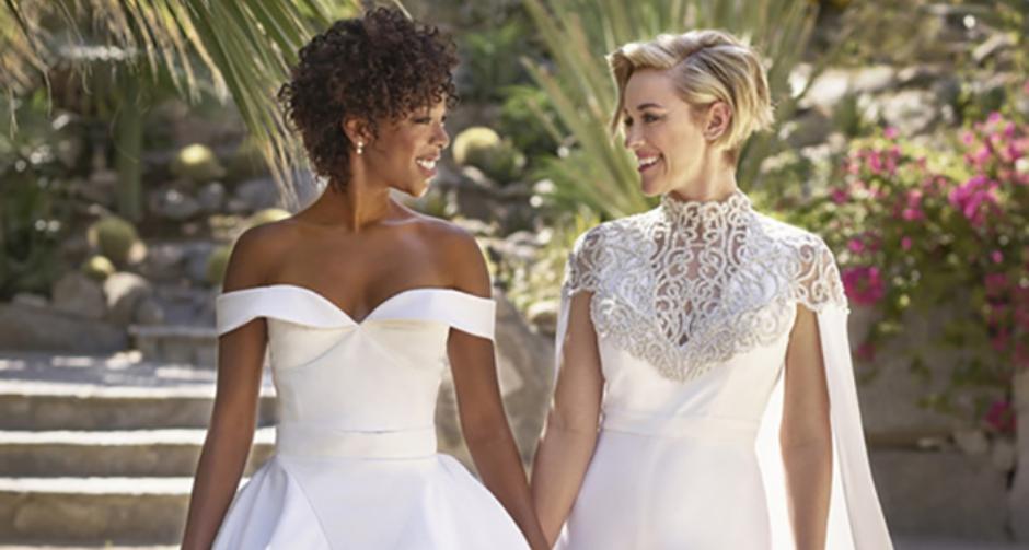 Orange Is The New Black: Samira Wiley e Lauren Morelli se casam