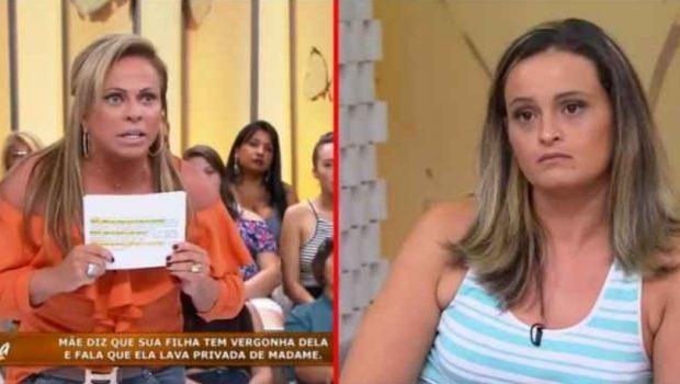 """Discussão no programa""""Casos de Família"""" viraliza na internet"""