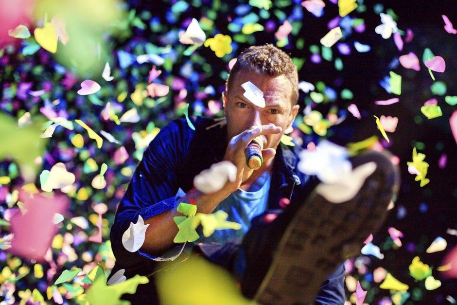 Coldplay anuncia show extra em São Paulo