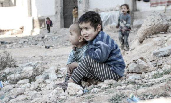 """Sofrimento de crianças na Síria atingiu o """"fundo do poço"""", alerta Unicef"""