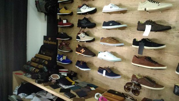 Empresário que vendia produtos falsificados é preso pela Decon