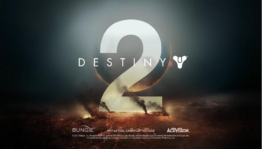 Destiny 2 ganha trailer completo