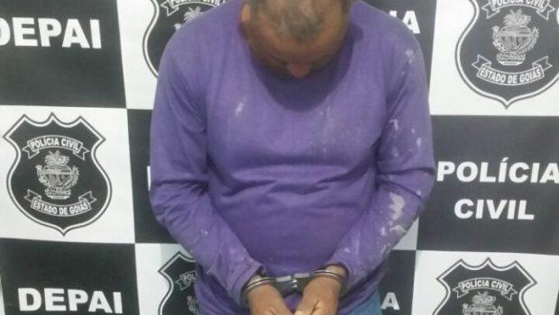 Padrasto é preso por estupros recorrentes contra menina de nove anos, em Caldas Novas