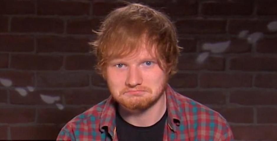"""""""Shape Of You"""", do Ed Sheeran, é responsável pela prisão de uma mulher britânica"""