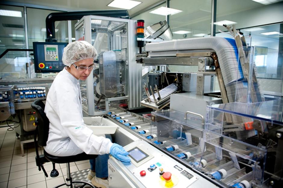 Indústria goiana tem segundo maior crescimento do País