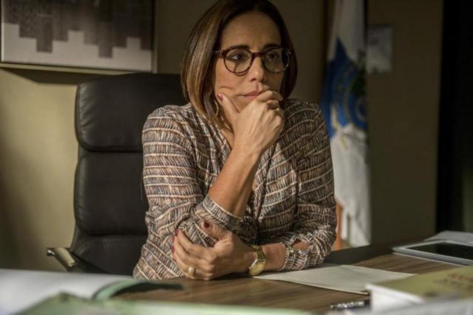 Gloria Pires inicia gravações da segunda temporada de 'Segredos de Justiça'