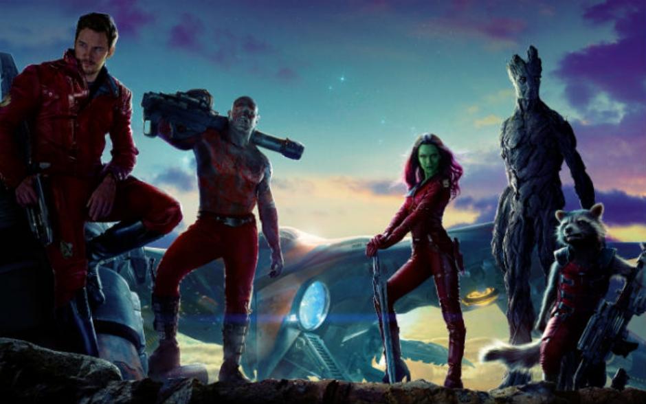 Guardiões da Galáxia Vol. 2 ganha teaser com música de David Bowie