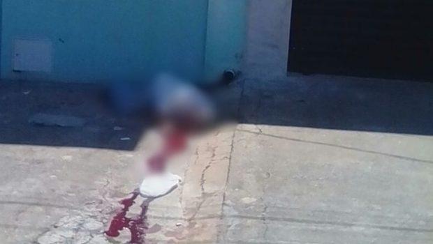 Homem morre baleado próximo a uma feira no Jardim Novo Mundo