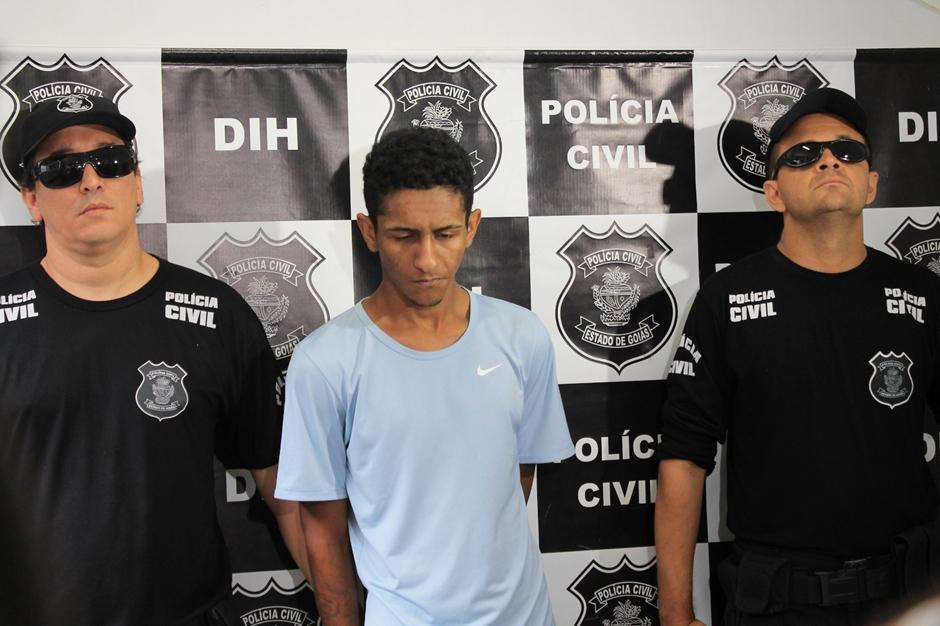 Suspeito de homicídio é preso no setor São Judas Tadeu, em Goiânia