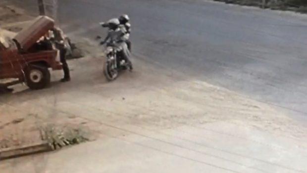 Homem é morto com cinco tiros em Pontalina