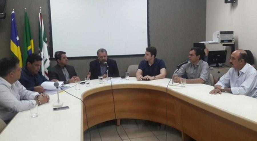 Vereadores instalam Comissão Especial de Inquérito da SMT