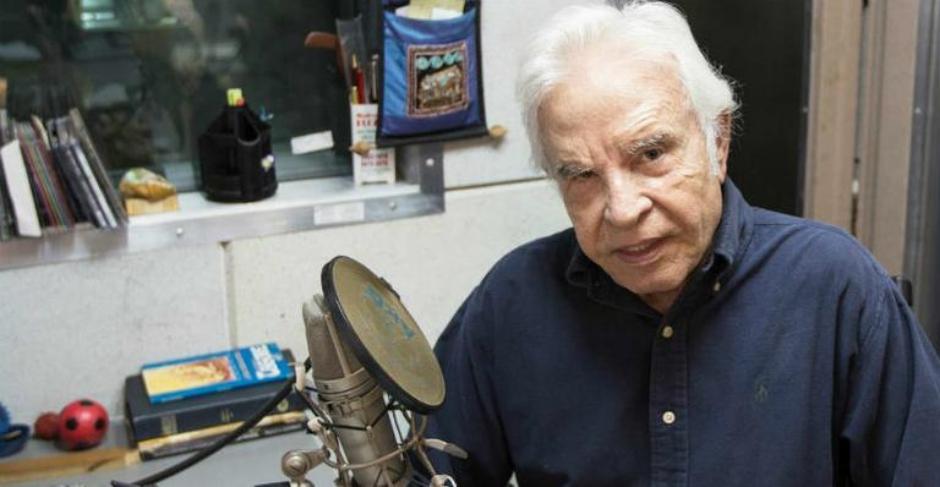Aos 89 anos, Cid Moreira cria um canal no YouTube