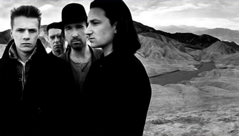 """U2 vai relançar """"The Joshua Tree"""" em comemoração a 30 anos do disco"""