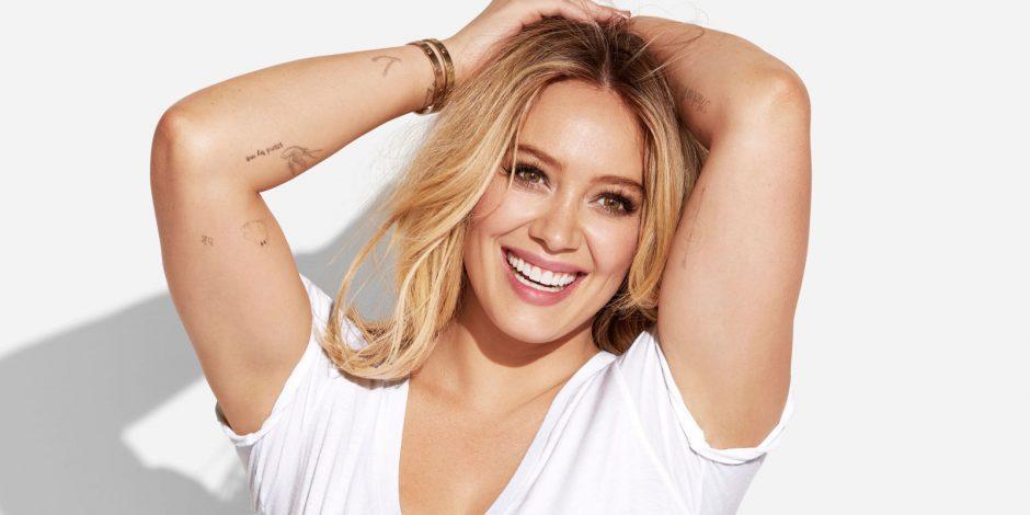 Hilary Duff não se sente culpada por não estar trabalhando