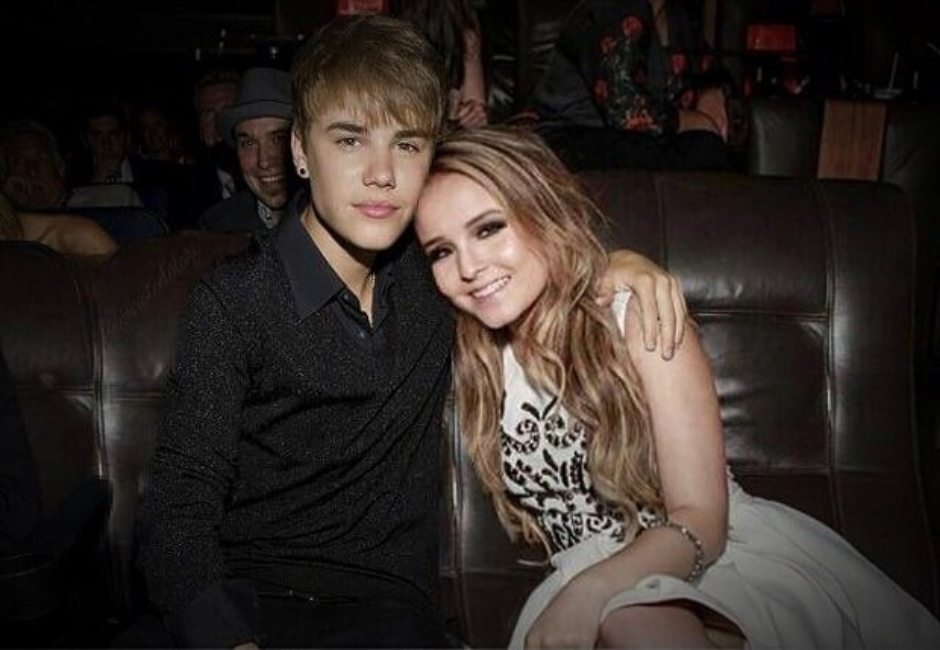 """Larissa Manoela é convidada para 'after-party' de Justin Bieber: """"ficaria com ele"""""""