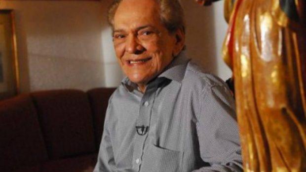 Ator Lúcio Mauro é internado mais uma vez em hospital no Rio de Janeiro