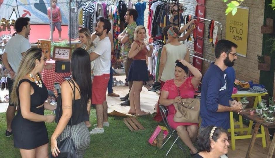 Jovens promovem evento colaborativo de marcas próprias em Goiânia