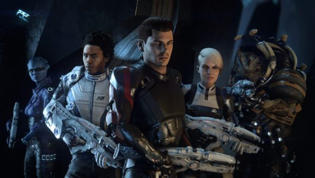 Mass Effect Andromeda está sendo massacrado por animações ruins