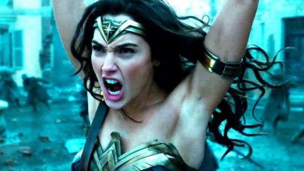 """DC libera novo trailer para o filme """"Mulher Maravilha"""""""