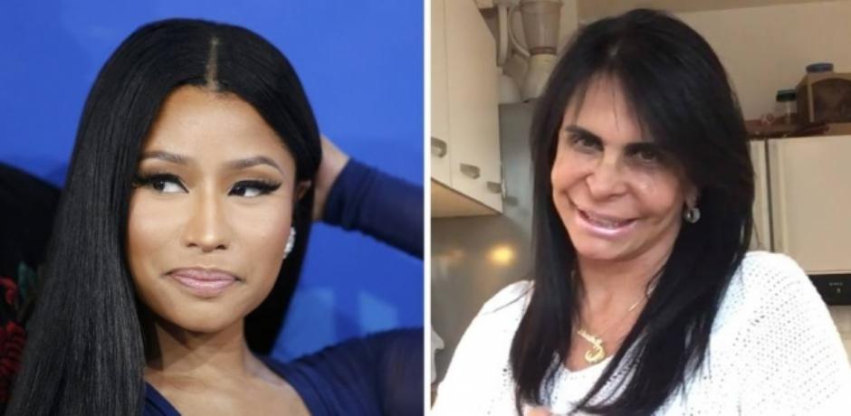 Nicki Minaj ficou louca para saber quem é a Gretchen