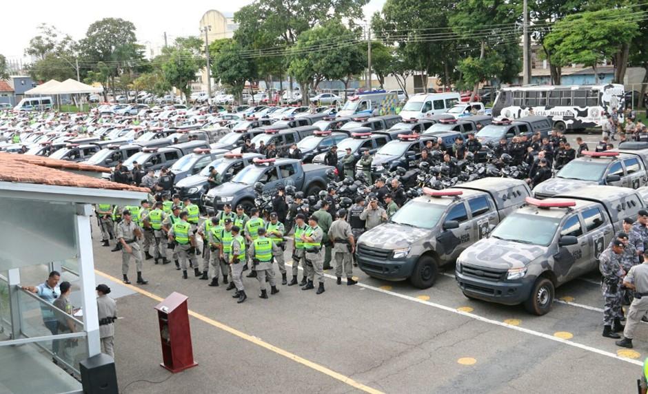 Operação Fecha Goiás intensifica trabalho ostensivo de combate à criminalidade