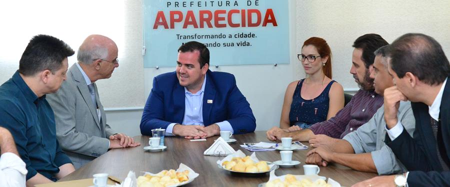 UFG e prefeitura assinam convênio para conclusão das obras no Câmpus Aparecida