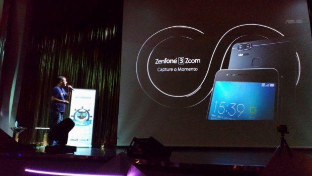 Asus lança Zenfone 3 Zoom no Brasil nesta segunda-feira