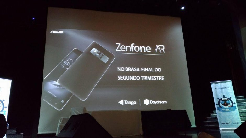 Asus vai lançar Zenfone AR no Brasil