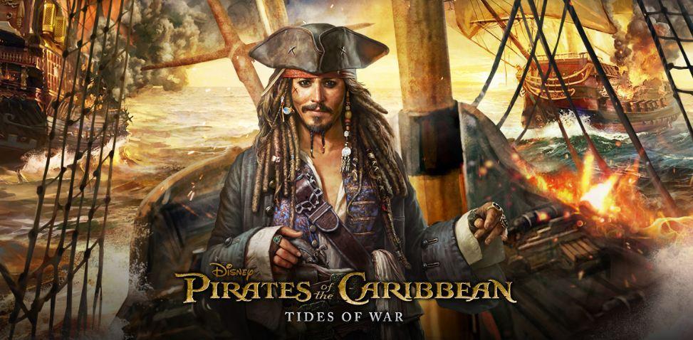 Piratas do Caribe vai ganhar um jogo para celular