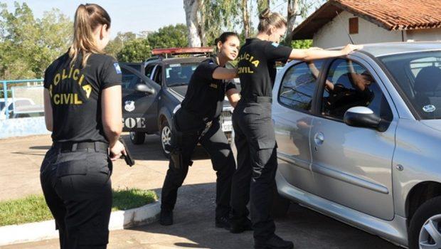40% das policiais já sofreram algum tipo de assédio