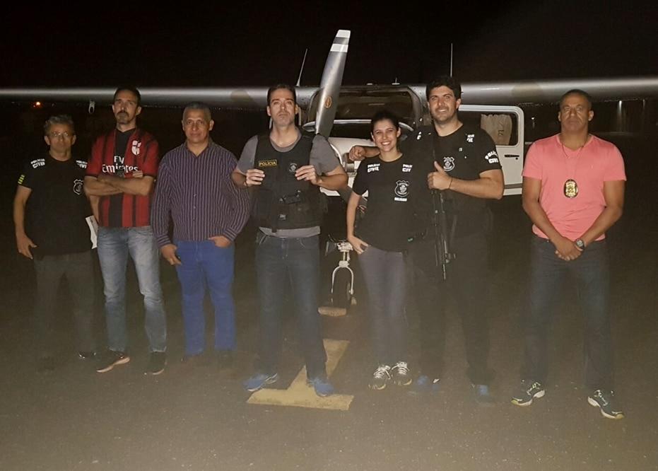 Polícia Civil recupera avião avaliado em R$ 1 milhão; o proprietário foi vítima de golpe