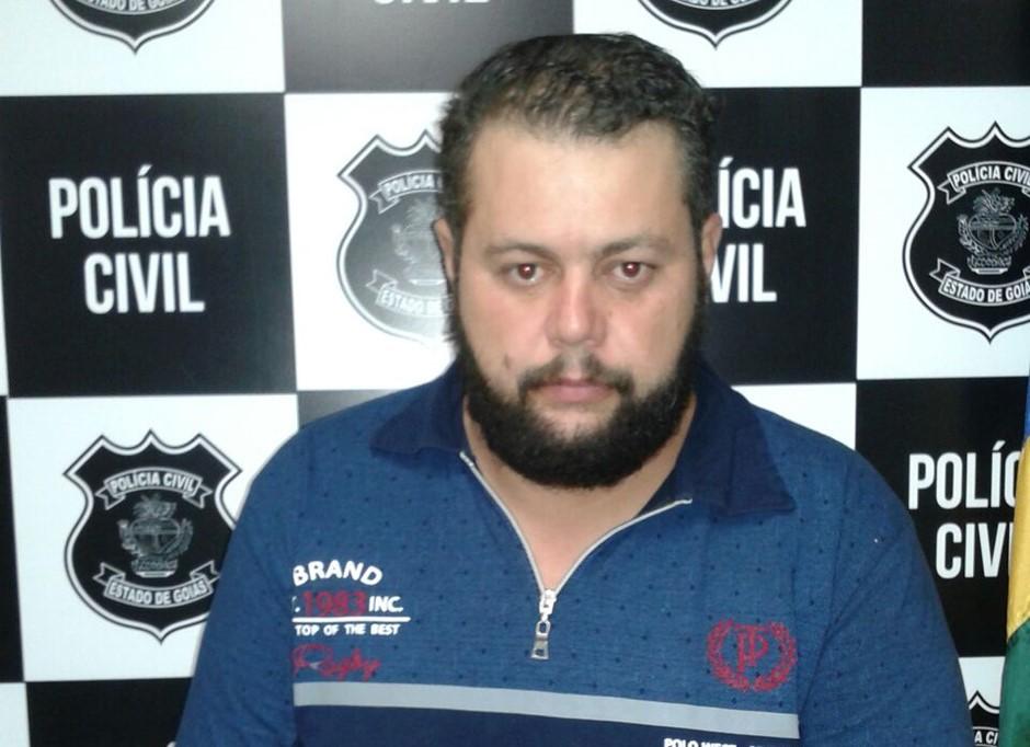 Homem é preso suspeito de aplicar golpes em Itumbiara